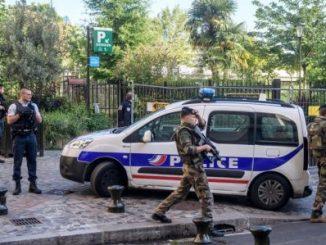 París,sospechoso,ataque a soldados,