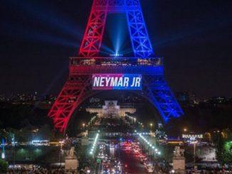 Neymar,París