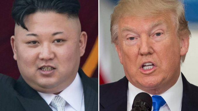 Donald Trump,Estados Unidos,Corea del Norte,