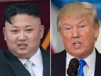 Donald Trump,Estados Unidos,Corea del Norte,