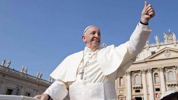 El Papa Francisco,Colombia,