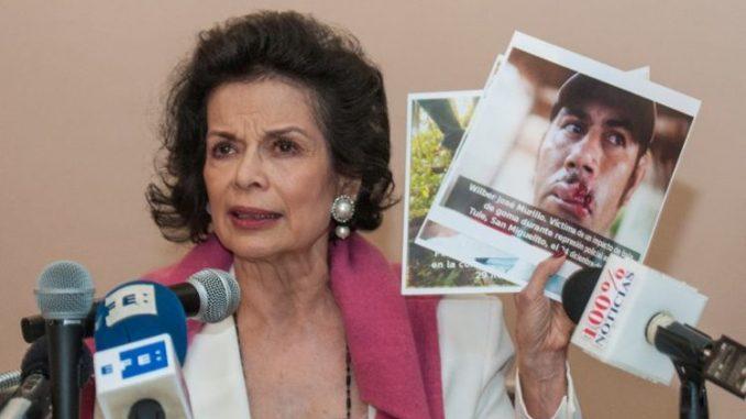 Bianca Jagger,Daniel Ortega,soberanía,