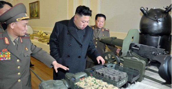 Corea del Norte,Guam,bases estadounidenses,