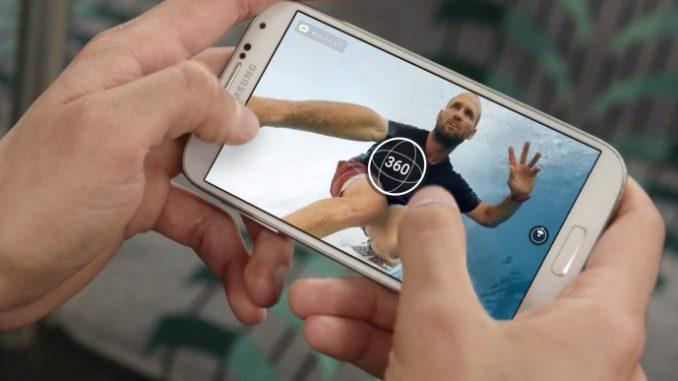 360 grados en Facebook