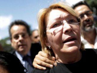 Fiscal de Venezuela,destitución,Constituyente,