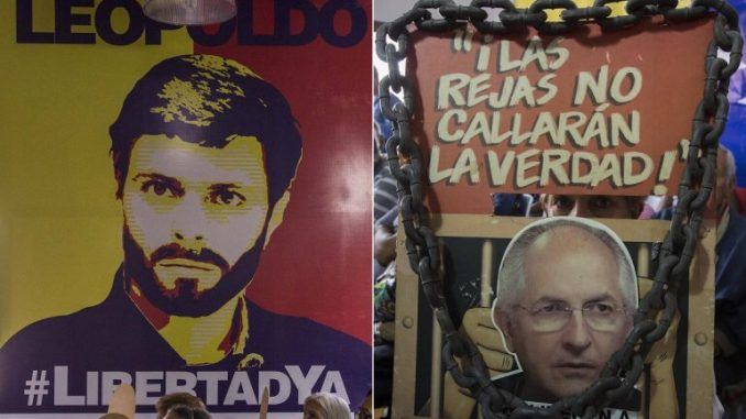 Liberación,López,Ledezma,