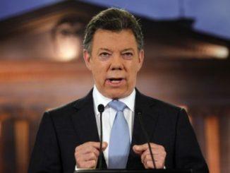 Santos,ruptura,Colombia,Venezuela,