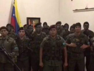 militares,rebelión,Venezuela,