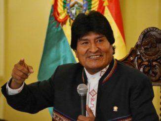 Evo Morales,reelección,Nicaragua,