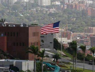 Embajada de Estados Unidos,Venezuela,