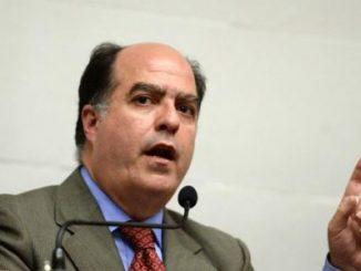Julio Borges,oposición,Europa,