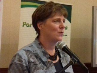 Señora Laura Dogu, Embajadora de los Estados Unidos en Nicaragua. Foto/ Alfredo Salinas.