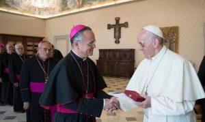 Obispos nicaragüenses,,El Vaticano,Papa Francisco,