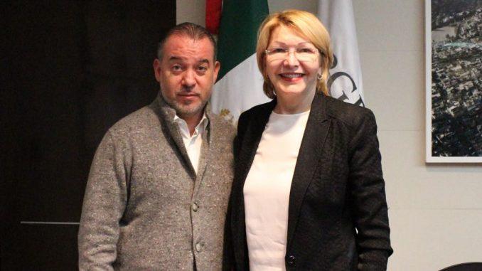 Luisa Ortega,Venezuela,México,