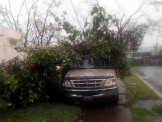huracán María,Puerto Rico,