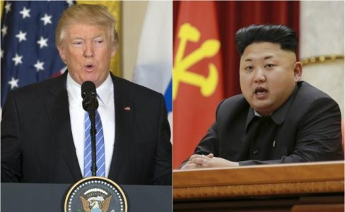 TRUMP-Corea del Norte