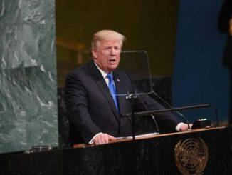 Naciones Unidas,Donald Trump,