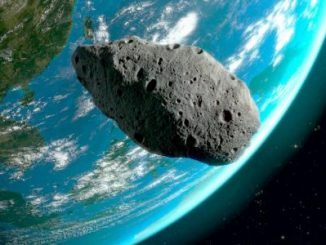 Asteroide Florence,tierra,