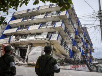 Terremoto,México,