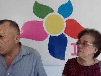 Alejandro Castro Narváez y Zoila Guadamuz, jubilados.