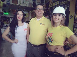 Lic. Donaldo Sánchez, gerente general y fundador de Ferretería Jenny