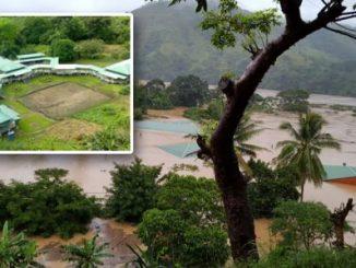 Costa Rica,Tormenta tropical Nate,