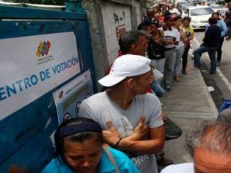 elecciones regionales,Venezuela,