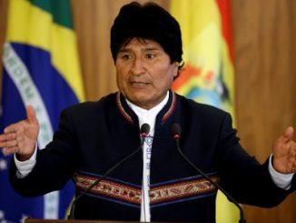 Evo Morales,Bolivia,