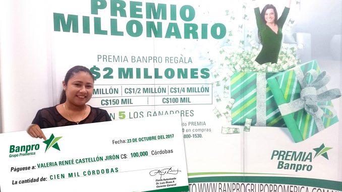 Premio Millonario Navidad 2017