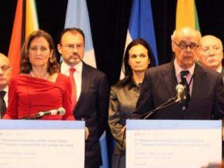 Grupo de Lima,ONU,Venezuela,