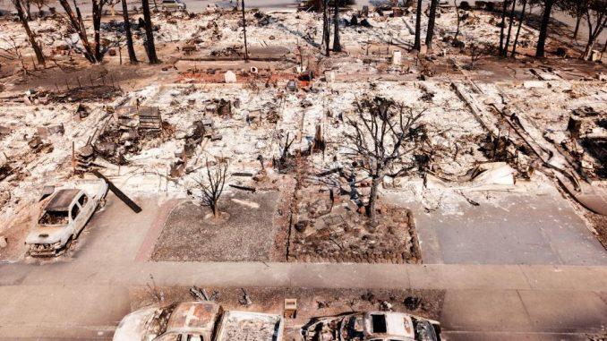 Incendios,California,