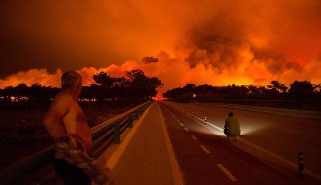 Portugal,incendios forestales,