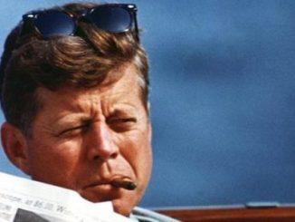 John F. Kennedy,retención,archivos secretos,