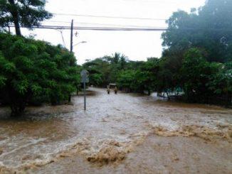Costa Rica,lluvias,tormenta Nate,