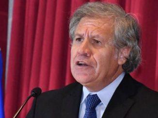 Luis Almagro,Venezuela,OEA,Supremo,