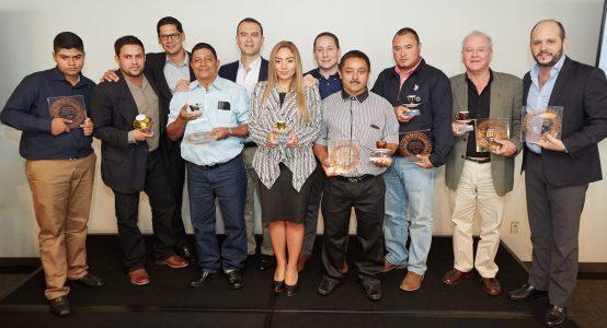 Nicaragua y su café nuevamente galardonados