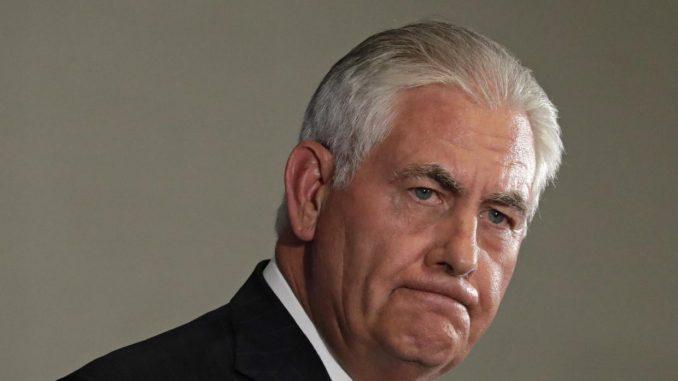 Tillerson,Secretario de Estado,Estados Unidos,