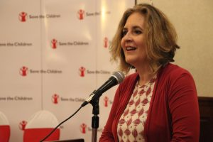 Victoria Ward Directora Regional Save the Children
