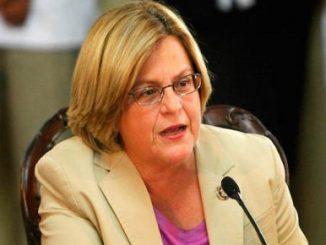 Congresista de Estados Unidos Ileana-Ros-Lehtinen.