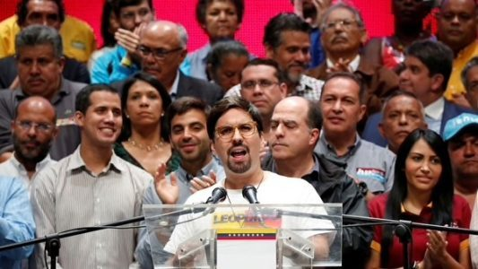 Oposición,Venezuela,