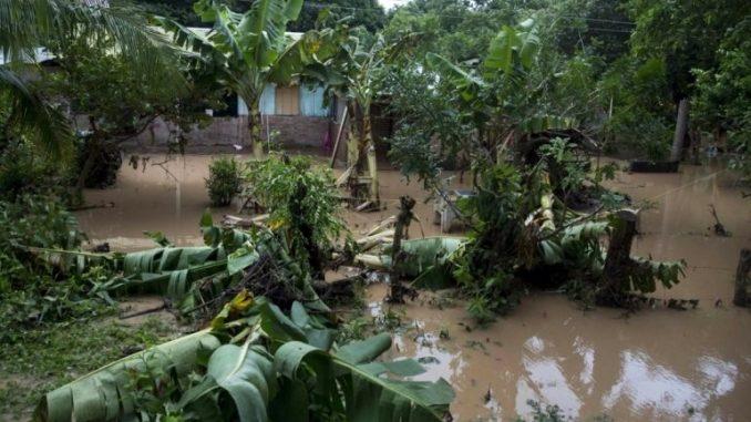 Temporada lluviosa,Nicaragua,