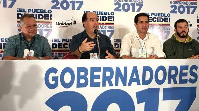 Comicios regionales,Venezuela,