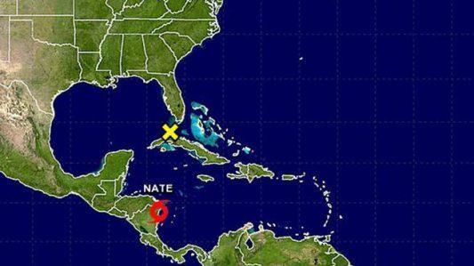 tormenta tropical Nate,Nicaragua,Lluvias,