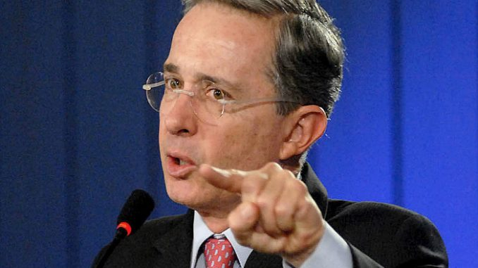 Álvaro Uribe,Colombia,Timochenko,