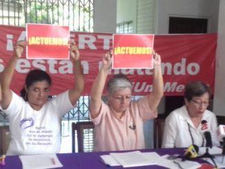 Directorio de ONGs feministas en Nicaragua