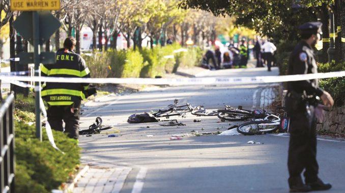 atentado terrorista,Nueva York,