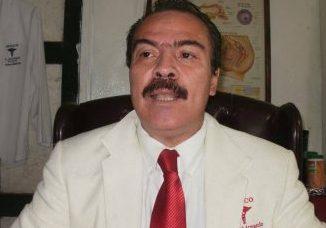 Doctor Armando Herrera, diputado destituido ilegalmente por régimen de Daniel Ortega.