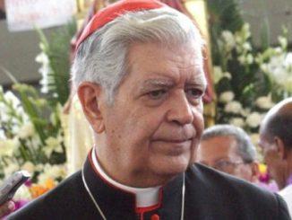 Cardenal venezolano,gobierno de Nicolás Maduro,