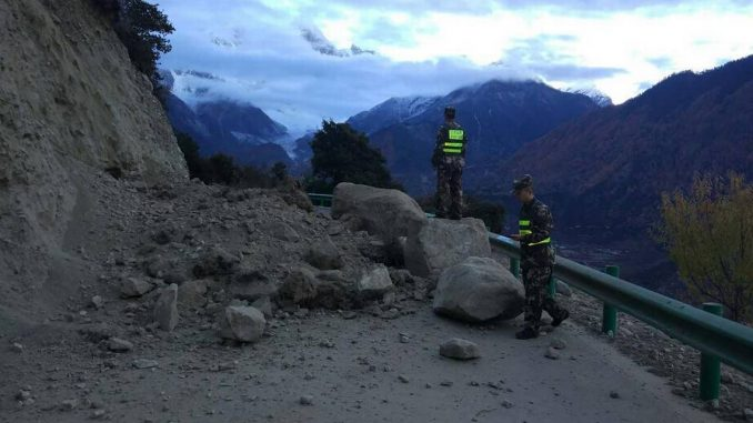 terremoto,China,Tíbet,