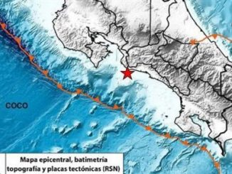 terremoto,Costa Rica,